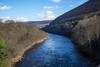 Lehigh River Valley (mikerastiello) Tags: jimthorpe jimthorpepa jimthorpepennsylvania lehigh lehighvalley lehighrivervalley river lehighriver pennsylvania pa