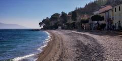 Mošćenička Draga: plaža Sipar (MountMan Photo) Tags: mošćeničkadraga plaža plažasipar liburnia primorskogoranska croatia landscape seascape more sea beach