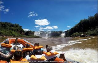 Cataratas del iguazu el gran viaje Argentina - Diaz De Vivar Gustavo