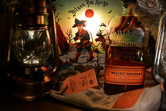 Don't bite the Bulleit (PentlandPirate of the North) Tags: bulleit frontier whiskey bourbon kentucky