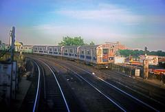 NYCTA 9558 (Chuck Zeiler) Tags: nycta 9558 railroad transit newyork train chuck zeiler chz