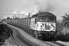 56088 (Monochrome Rail) Tags: 56088 br british railways type5 diesel locomotive engine traction train railway grid class56 ruston paxman coal sector mgr merrygoround monochrome black white uk rail edengrove