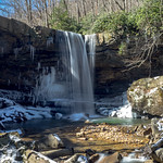 Cucumber Falls in Ohiopyle State Park thumbnail