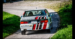 Renault 21 Turbo Gr.N (1987) (Laurent DUCHENE) Tags: vosgesrallyefestival rallye rally rallycar rallyevent historiccar automobile car automobiles 2017 motorsport renault 21 turbo grn r21