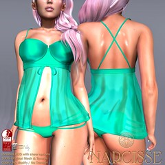 Kellis MMM (Narcisse Constantine) Tags: mmm midnightmonthlymadness secondlife fashion narcisse exclusive limited