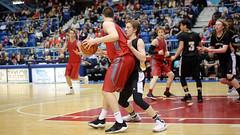 "NBIAA 2018 AAA BOYS SJHS vs FHS 6589 16x9 (DaveyMacG) Tags: saintjohn newbrunswick canada harbourstation nbiaa final12 canon6d sigma70200 interscholastic frederictonhighblackkats ""saint john high school"" greyhounds boysbasketball saintjohnhighschool"