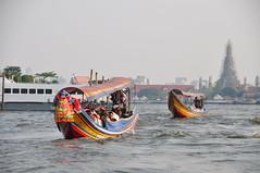 Bangkok (Zorbas87) Tags: thailand bangkok river fluss boat boot asia asien travel d90