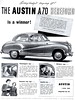 Austin A70 Hereford (1952) (andreboeni) Tags: publicity advert advertising advertisement illustration austin a70 hereford classic car automobile cars automobiles voitures autos automobili classique voiture rétro retro auto oldtimer klassik classica classico