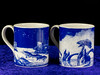 Roger Dean mugs (Yes album covers) (Andy Sut) Tags: studio macro rogerdean yes album cover topographicoceans arches