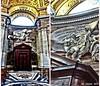 Roma 13/02/2018: Angeli che decorano  la chiesa di Sant'Andrea al Quirinale (paolocannas) Tags: santandreaalquirinale bernini roma lazio italia