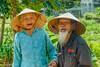 JOY (catoledo) Tags: 20118hoianvietnam people asian tribes couple happy joy lovewoman look eyes