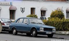 Peugeot 504 L 1978 (XBXG) Tags: cv037lx peugeot 504 l 1978 peugeot504 n2 mairieux 59 nord france frankrijk vintage old classic french car auto automobile voiture ancienne française vehicle outdoor