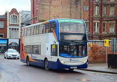 SF10 CCO. (curly42) Tags: sf10cco stagecoach15637 scanian230ud alexanderenviro400 bus transport travel publictransport roadtransport stagecoachwestscotland