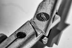Imperfection - Soft Metal (G_HOWDEN) Tags: imperfection brass compasses macromondays