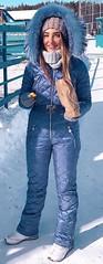 naumi blue (skisuitguy) Tags: skisuit snowsuit ski snow suit skiing skifashion skiwear skioutfit skibunny snowbunny onepieceskisuit onepiecesuit onesie onepiece skianzug skidress allinone