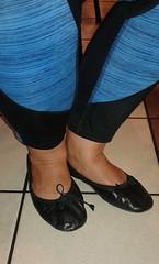 Gigi (5244) (Duke of Slippers) Tags: ballet slippers shoes flats pumps footwear fetish ballerinas ballerines scarpe pantofole pantoufles