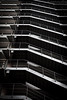Steel pattern (Dekhana Photo) Tags: steel perspective staircase kobe hotel stairs architecture pattern japan japon kansai hyogo dekhana canon5d andregenel motomachi tokyu rei