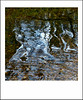 'Undine'   ......    she of the river (Edinburgh Nette ...) Tags: water february18 abstracts reflections rivers trees riverbed femaleform vogrie explore undine sprite internationalwomensday