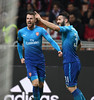 AC Milan v Arsenal - UEFA Europa League Round of 16: First Leg (Stuart MacFarlane) Tags: sport soccer clubsoccer uefaeuropaleague milan italy ita