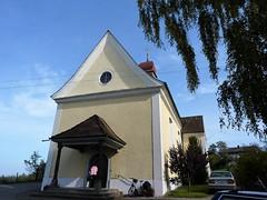 P1070140 (emmanuel-maria) Tags: schweiz swiss klingelzell thurgau bodensee kirche franziskaner ofm franciscan church wallfahrt landschaft landscape