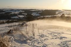 Spindrift (Derbyshire Harrier) Tags: holmesfield snow february winter spindrift 2018 cartledge millthorpe unthank rural sheeptracks snowdrift drystonewall