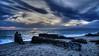 Pesca con poniente (zapicaña) Tags: cabodegata zapigata cielo clouds almeria andalucia agua arena atardecer españa europa europe sky spain nubes paisaje landscape playa mar mediterraneo marenostrum