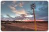 One Way: Karara Iron MIne Camp (Craig Jewell Photography) Tags: aries camp hirail highrail hyrail johnholland karara parkingarea roadrail rothsay sunset westernaustralia f56 ef1635mmf28liiusm ¹⁄₂₅₀sec canoneos5dmarkii iso800 16 20180305213556mg0804and2moretif unknownflash