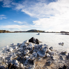 Iceland (Zeeyolq Photography) Tags: bluelagoon hotspringwater iceland islande nature volcano water