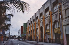 Miami Florida - Shoreland Arcade - Dade Federal Savings  - - 1925 (Onasill ~ Bill Badzo) Tags: dadecounty miami fl florida historic downtown commercial nrhp onasill storeland arcade 100 years old dadefederal saving bank site landmark attractionsite walking tour stalls retails fammers market palm tree vintage photo pic onasil