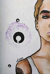 Valkyrie (logo detail) (id-iom) Tags: aerosolpaint art arts brixton cool day empowered england eyes face girl graffiti head idiom intelligent international logo london paint proud spraypaint stencil street streetart uk urban valkryie vandalism wall woman women's