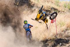 Airborne Dirt Bike (maytag97) Tags: maytag97 nikon d750 tamron 150600 150 600 dirtbike dirt motocross compete crash hill climb hillclimb race