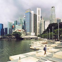 singapore (thomasw.) Tags: singapore singapur analog asia asien südostasien southeastasia cross crossed mf mamiya travel travelpics wanderlust 120 fuji