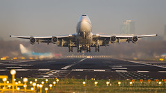 TF-AMI (tynophotography) Tags: saudi cargo 747f tfami ams eham schiphol amsterdam airport 747 boeing