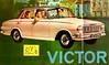 Vauxhal Victor FB (1963-64) (andreboeni) Tags: publicity advert advertising advertisement illustration vauxhall victor fb classic car automobile cars automobiles voitures autos automobili classique voiture rétro retro auto oldtimer klassik classica classico