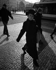20180215-street-0058 (xskyven) Tags: praha street streetphoto lady blackandwhite fassion style