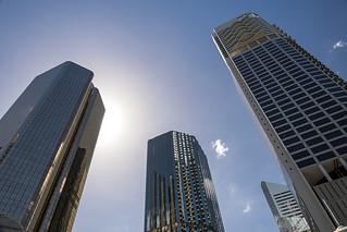 Eagle Street Towers