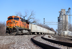 What Once Was Common (AdamElias14) Tags: ns255 nslafayettedistrict tolonoil roadrailer norfolksouthern bnsf bnsf6166