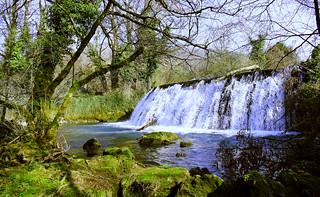 Jura – Arbois – Waterfall
