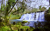 Jura – Arbois – Waterfall (Le.Patou) Tags: france est jura arbois cuissance paysage eau rivière cascade bleu vert bassin écume bouillon landscape water river waterfall blue green pool foam broth