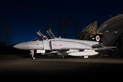 McDonnell Douglas F-4M Phantom FGR2 - 106 (NickJ 1972) Tags: raf icons suffolk wattisham timeline events tle photoshoot photocall photo shoot night mcdonnelldouglas f4 phantom fgr2 xt914 z