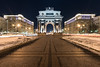 Triumphal Arch (gubanov77) Tags: triumphalarch moscow russia arch archway urban city streetscape cityscape night artdeco capital colonnades d750 longexposure monument nightlight outdoor pillars street tourism kutuzovavenue триумфальнаяарка кутузовскийпроспект