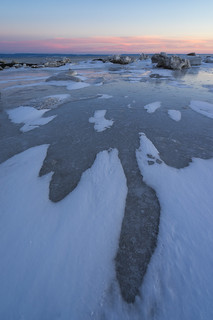 Patinoire naturelle/Natural ice rink/pista de patinaje natural