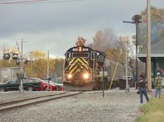 DSC01753R (mistersnoozer) Tags: lal shortline railroad rgvrm excursion train alco rs36 c425 locomotive