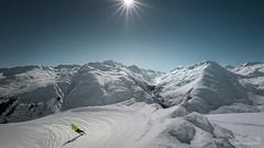 Under the spotlight (reneschaedler) Tags: nikon winterscene winterscape landscape schaedler rene andermatt sedrun swissalps alps switzerland snow winter skiing ski mountains