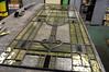 Leaded glasswork (RDW Glass) Tags: stainedglass leadlight lead glass 1920s glasgow rdwglass resized repair