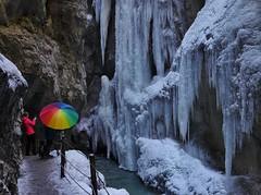 Tiefgekühlt (flori schilcher) Tags: schilcher partnachklamm garmischpartenkirchen winter eis ice