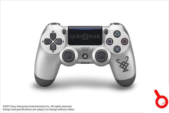 索尼《戰神》限定版PlayStation 4 Pro公布 將與遊戲同步發售