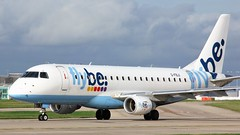 G-FBJI (AnDyMHoLdEn) Tags: flybe embraer egcc airport manchester manchesterairport 23l
