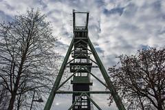 Erin (wpt1967) Tags: bergbau castroprauxel eos6d erinpark förderturm industriekultur ruhrgebiet ruhrpott canon28mm coalmining headgear mining wpt1967