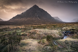 Buachaille Etive Mor - The Layby View